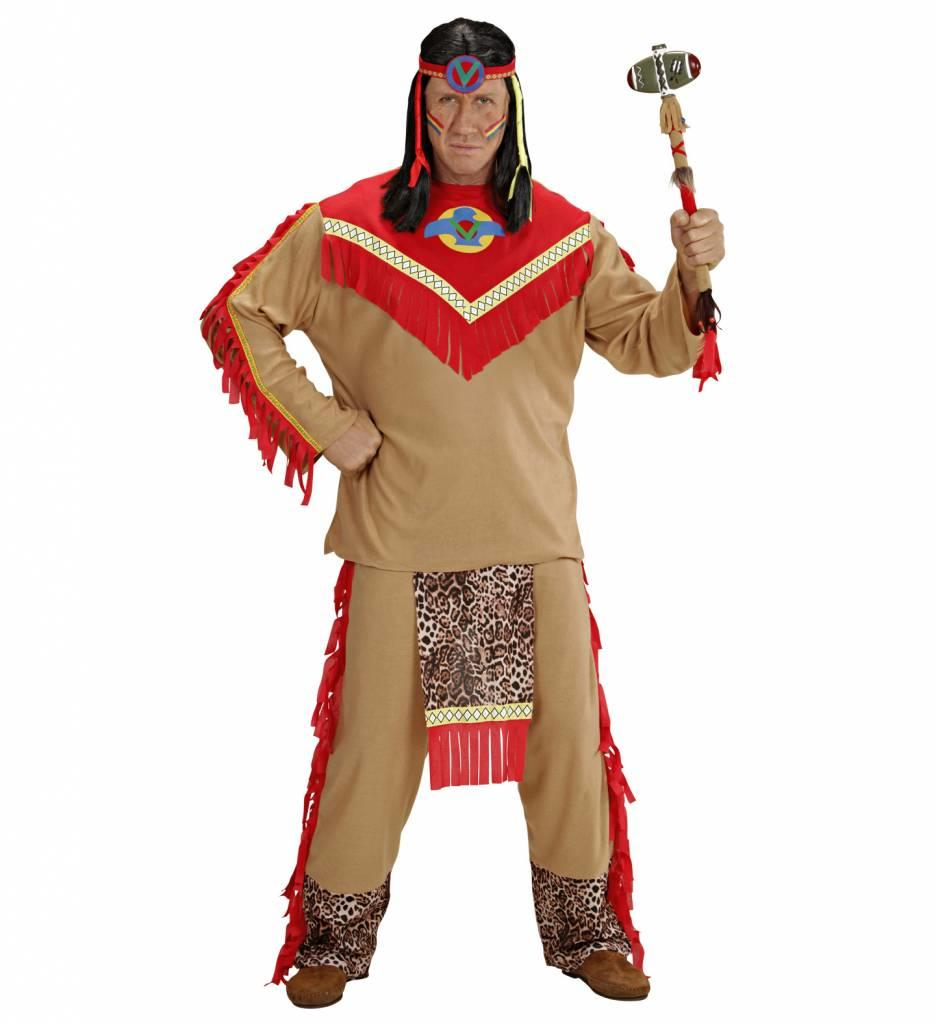 "Indianen Kostuum ""Raging Bull"""