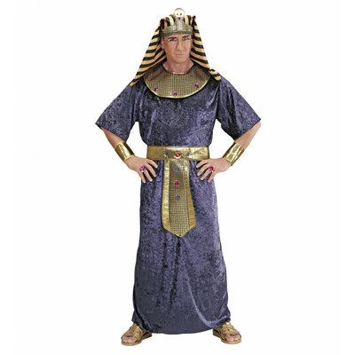 Farao Kostuum Toet-Ank-Amon Fluweel