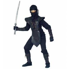 Zwarte Ninja Kind