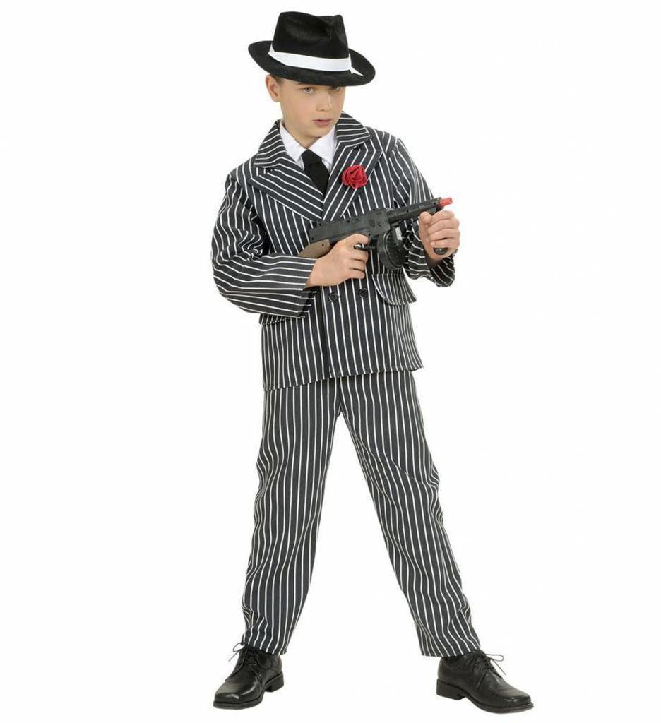 Gangster Kostuum Jongen