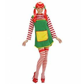Pippi Langkous Kostuum Dames