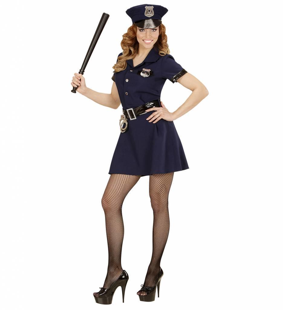 Politiepakje Donkerblauw
