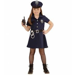 Politie Meisje Kind