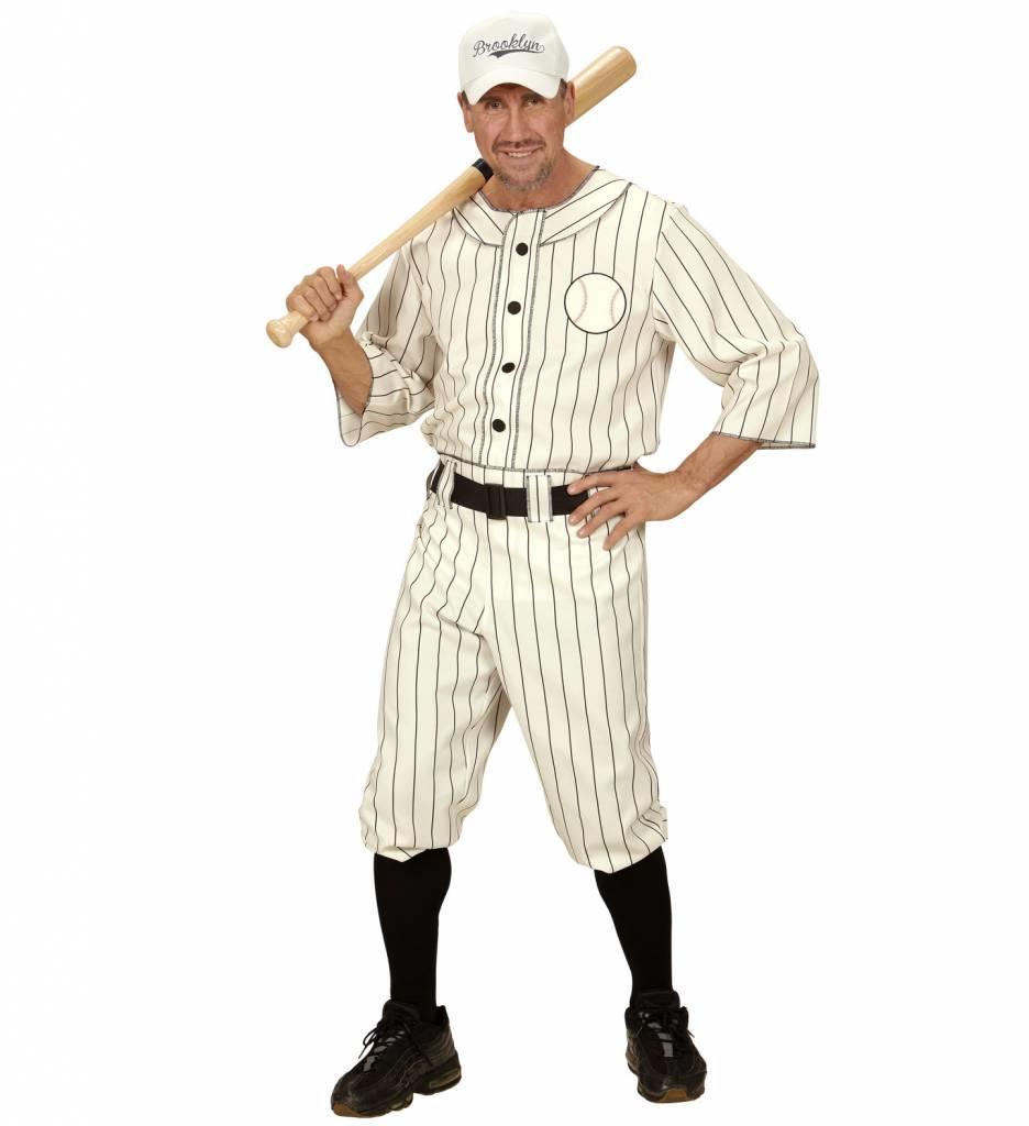 Honkbal Speler Kostuum
