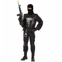 Widmann Swat Carnaval Kostuum Officier