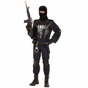 Swat Carnaval Kostuum Officier