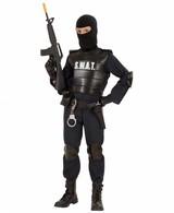 Swat Kostuum Officier Jongen