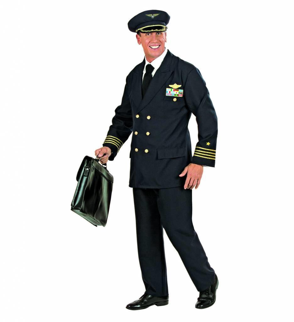 Pilotenpak Zwart