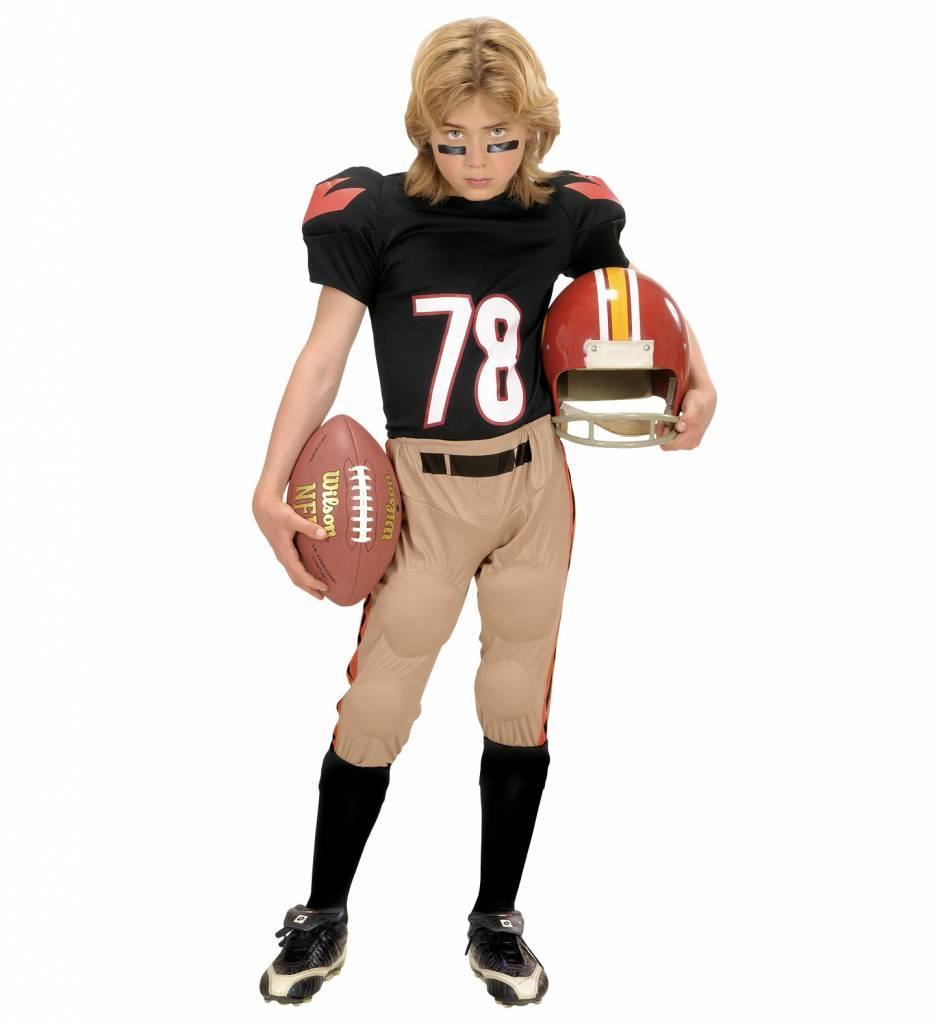American Football Kostuum Kind