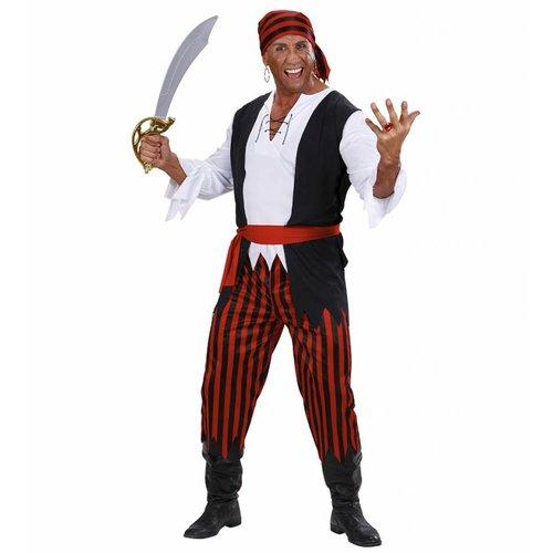 Widmann Carribisch Piraten Kostuum