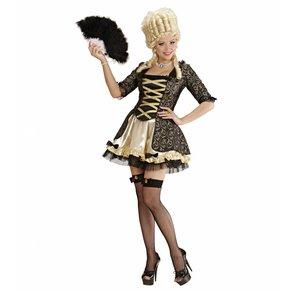 Koningin Barok Zwart