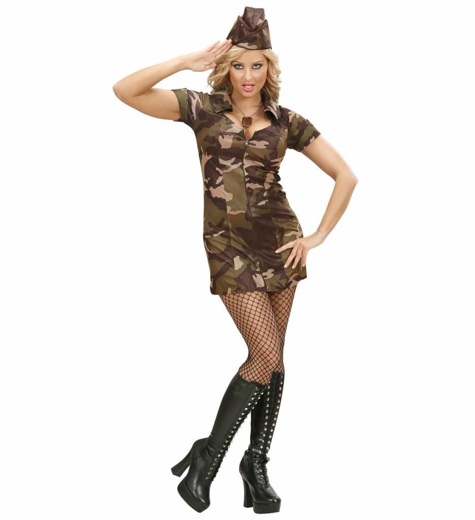 Sexy Soldate Kostuum