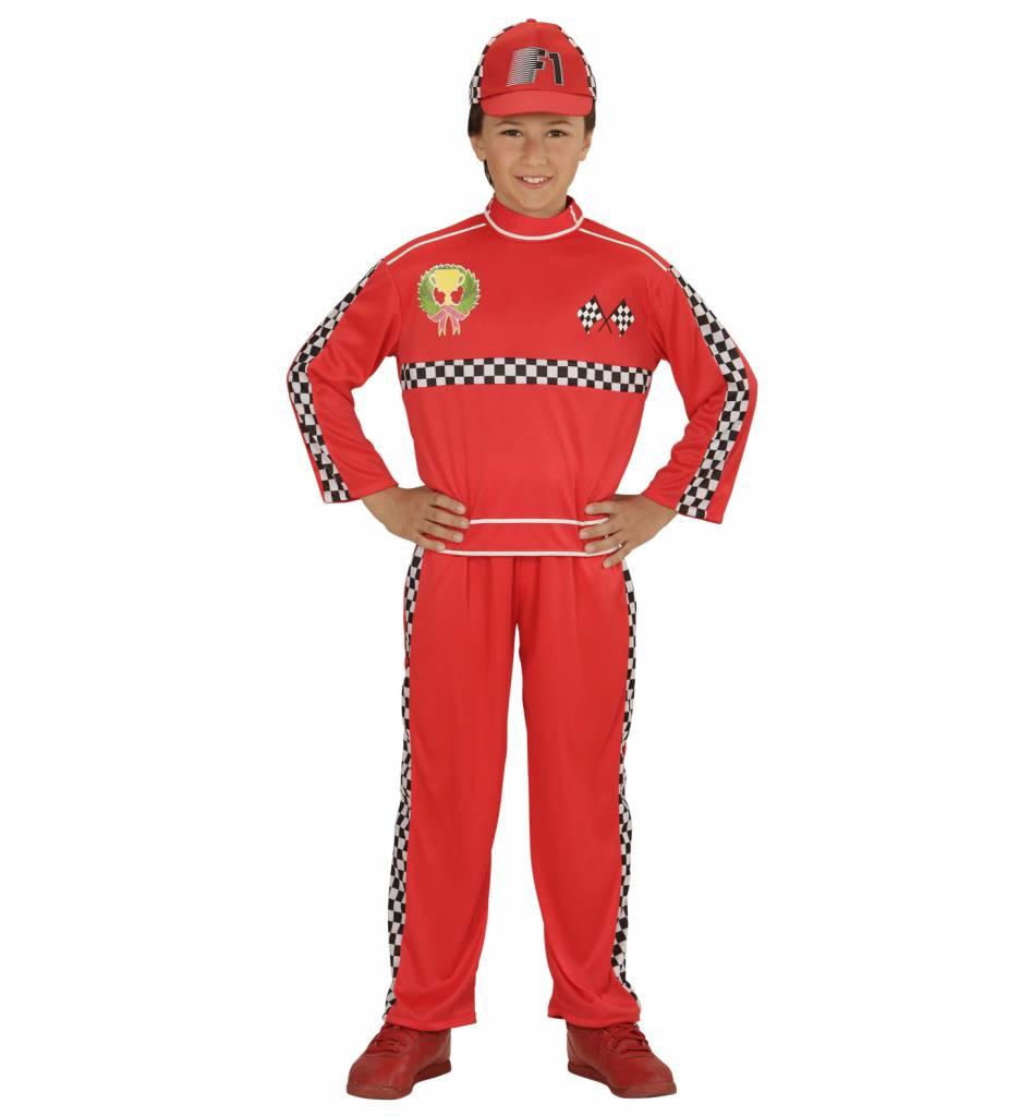 Formule 1 Coureur Kind
