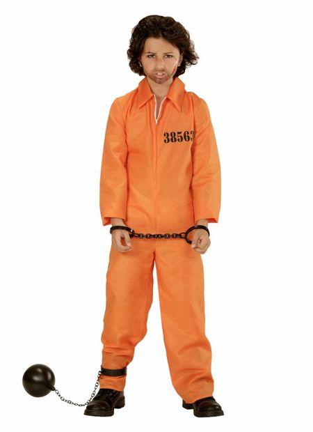 Gevangene Kind