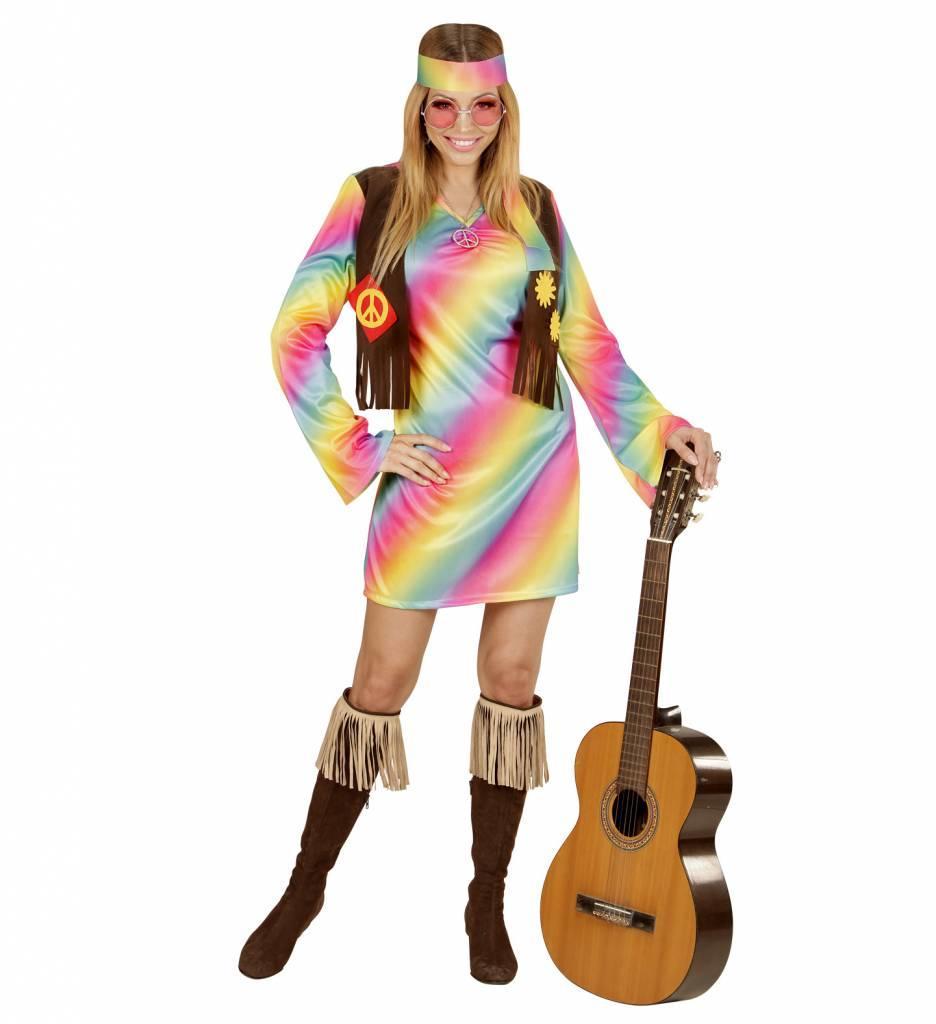 Hippie Kostuum Dame