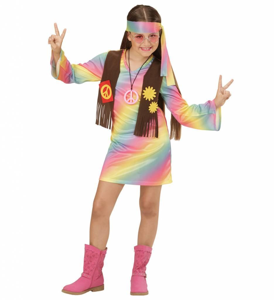 Hippie Kostuum Meisje