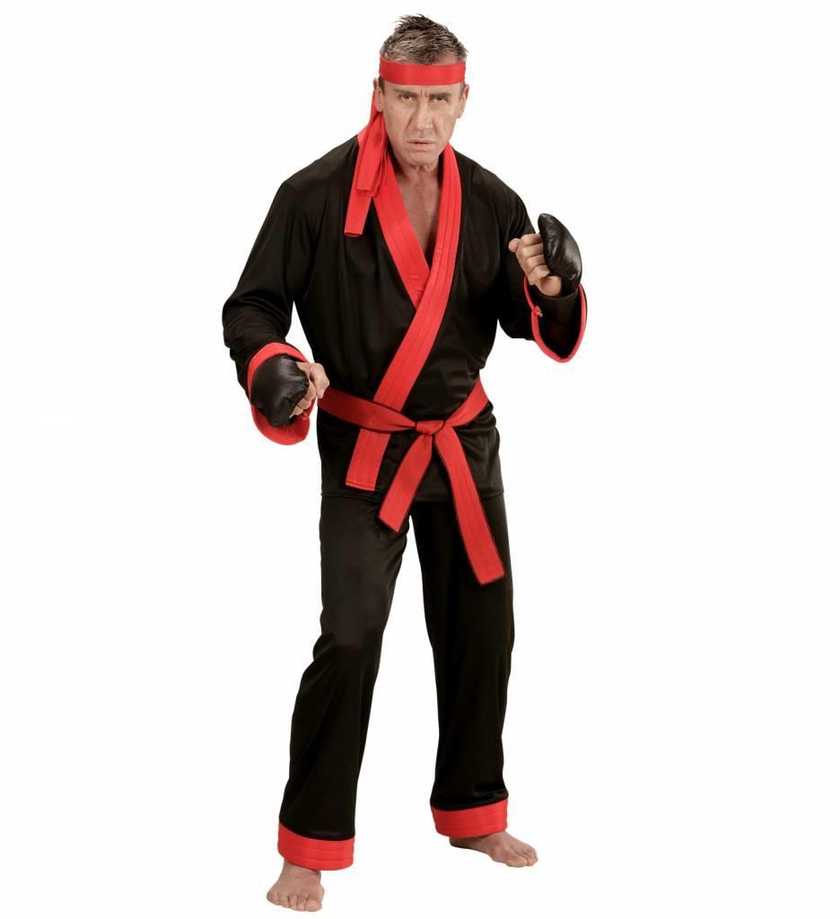 Kick Bokser Kostuum