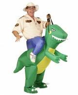 Opblaasbare Dinosaurus Volwassen