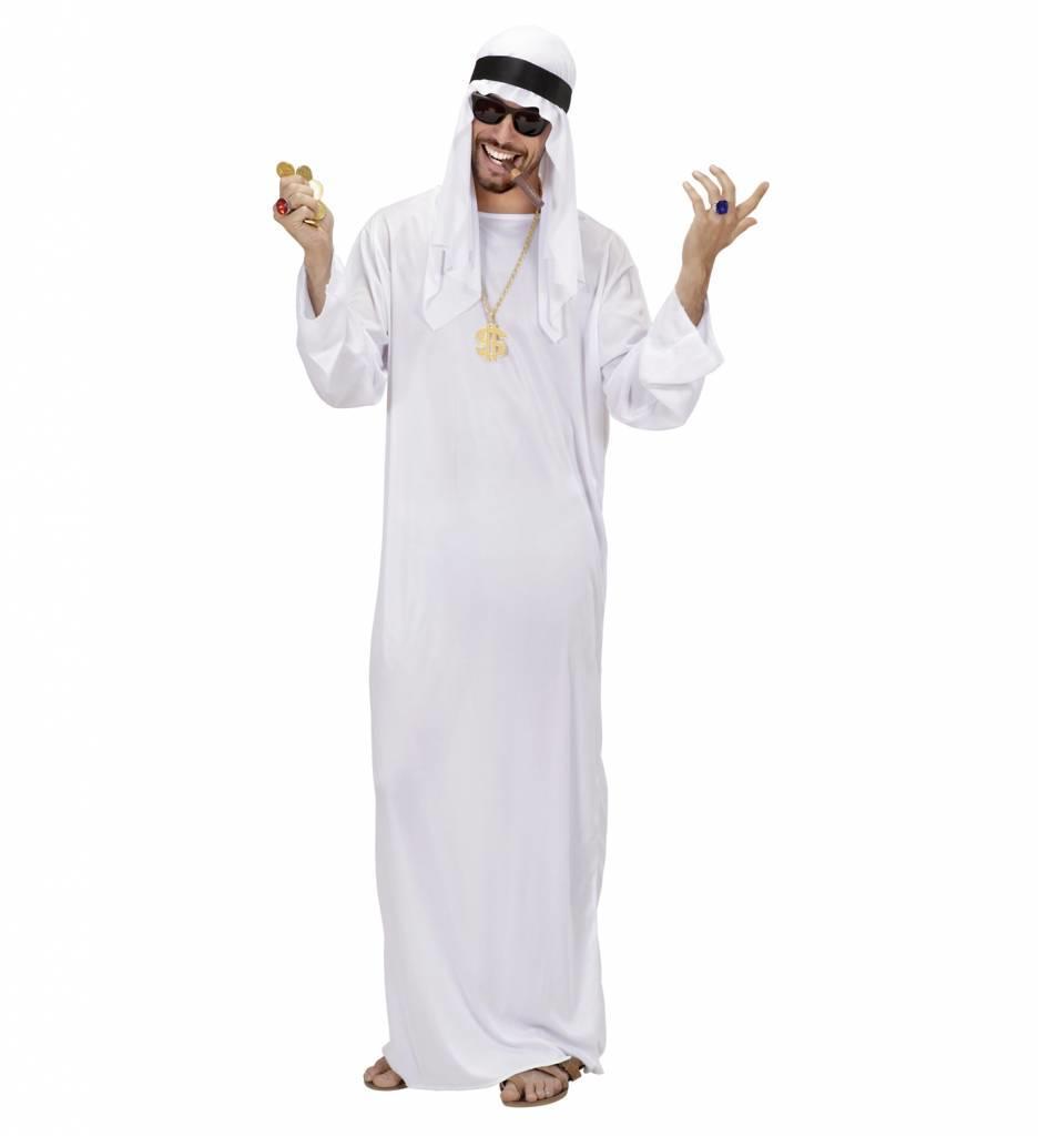 Arabische Sjeik Kostuum