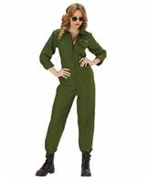 Piloot Gevechtsvliegtuig Dames