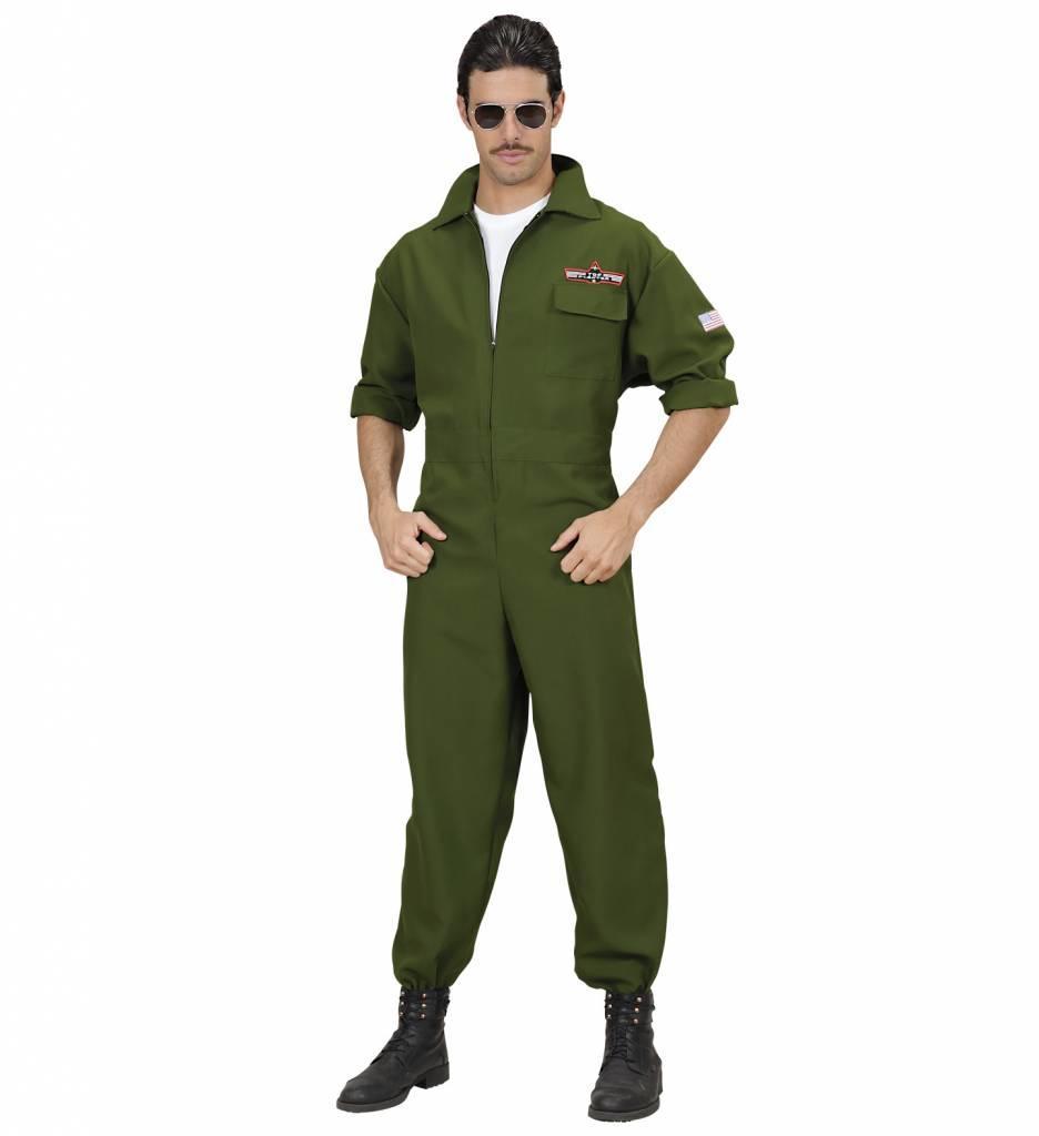 Piloot Gevechtsvliegtuig Heren