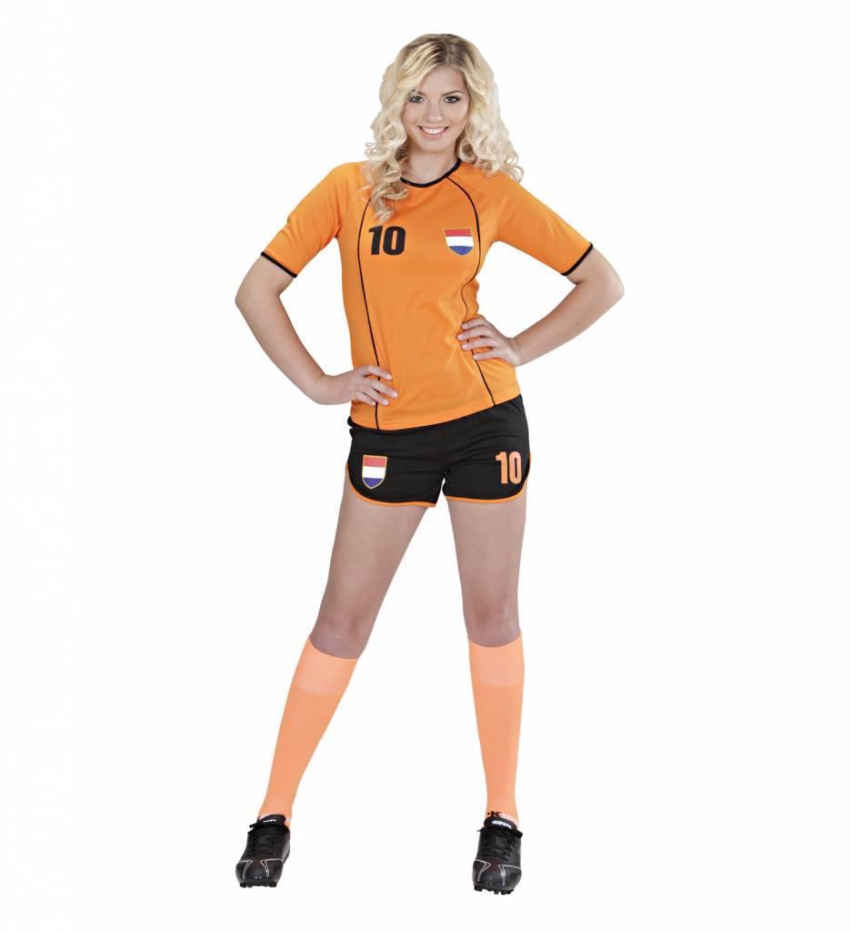 Voetbal Meisje Nederland