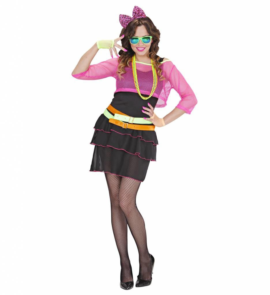 80'S Party Outfit Groupie Girl