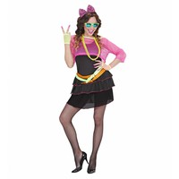 Widmann 80'S Party Outfit Groupie Girl