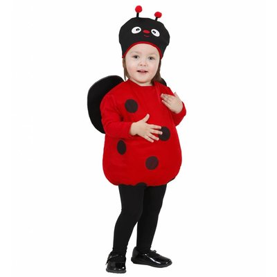 Opgevuld Lieveheersbeestje Kostuum Kind