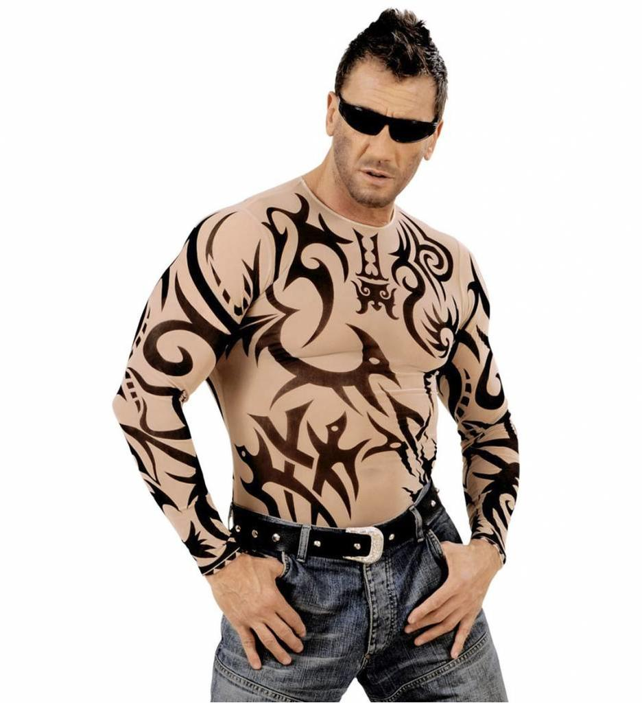 Tattoo Shirt Stam Man
