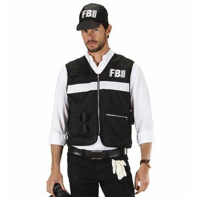FBI Onderzoeker Vest Met Cap