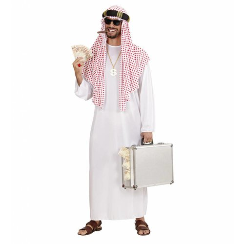 Widmann Arabische Sjeik