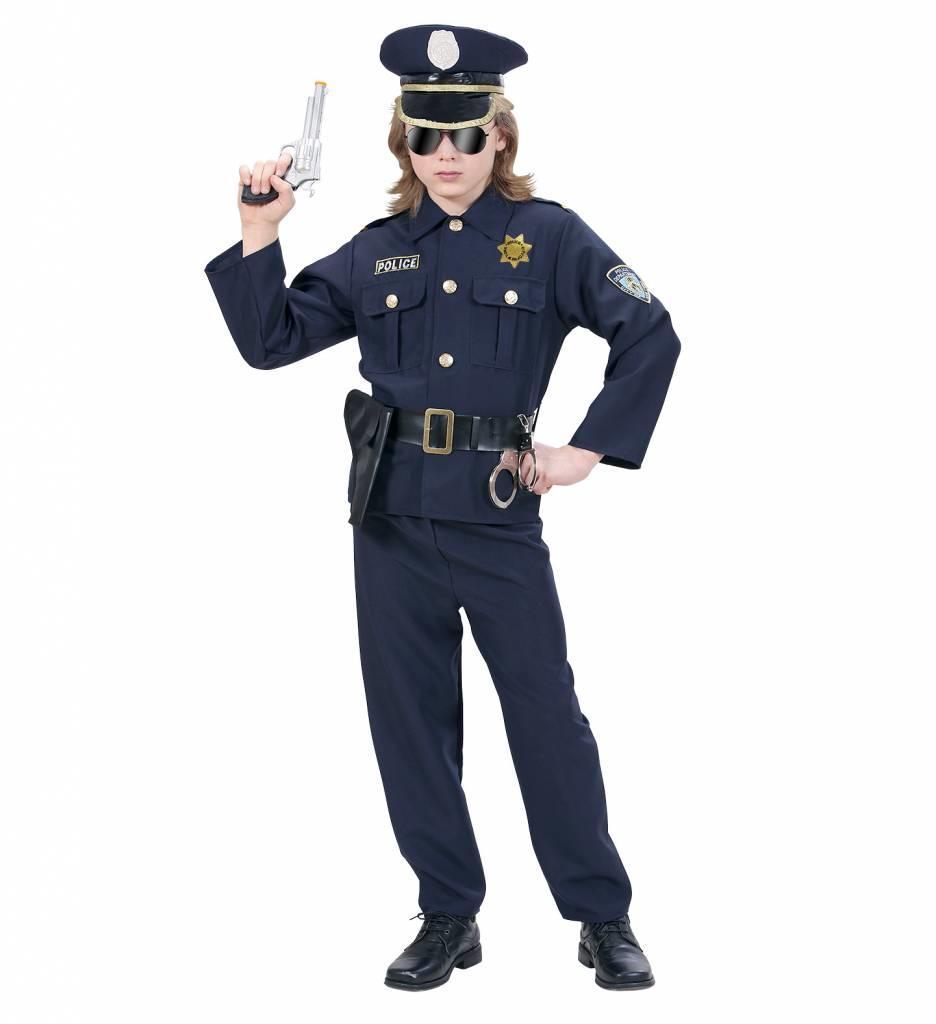 Politie Kostuum Kind