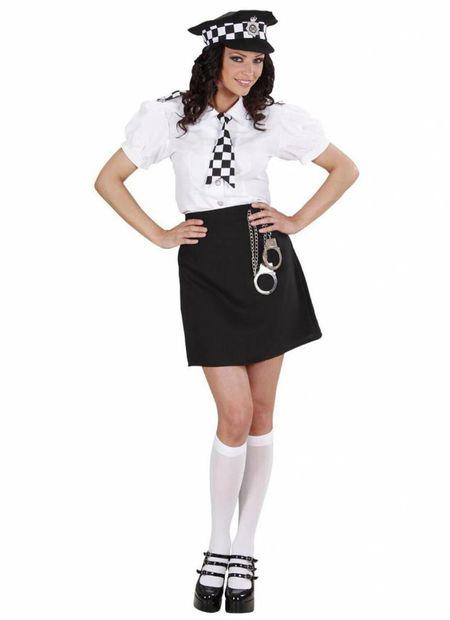 Brits Politie Meisje