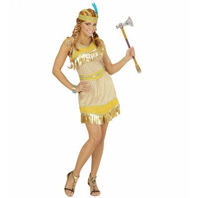 Gouden Indiaans Meisje