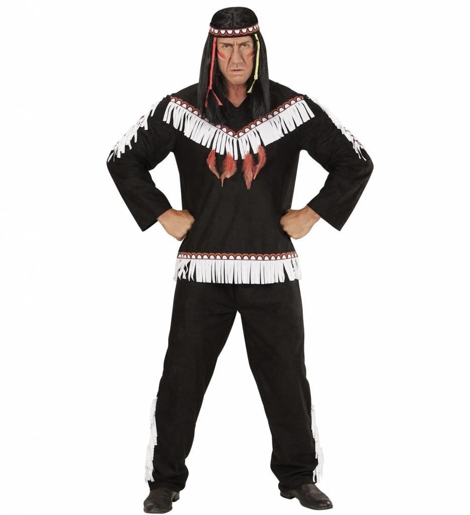 Indianenpak Zwart