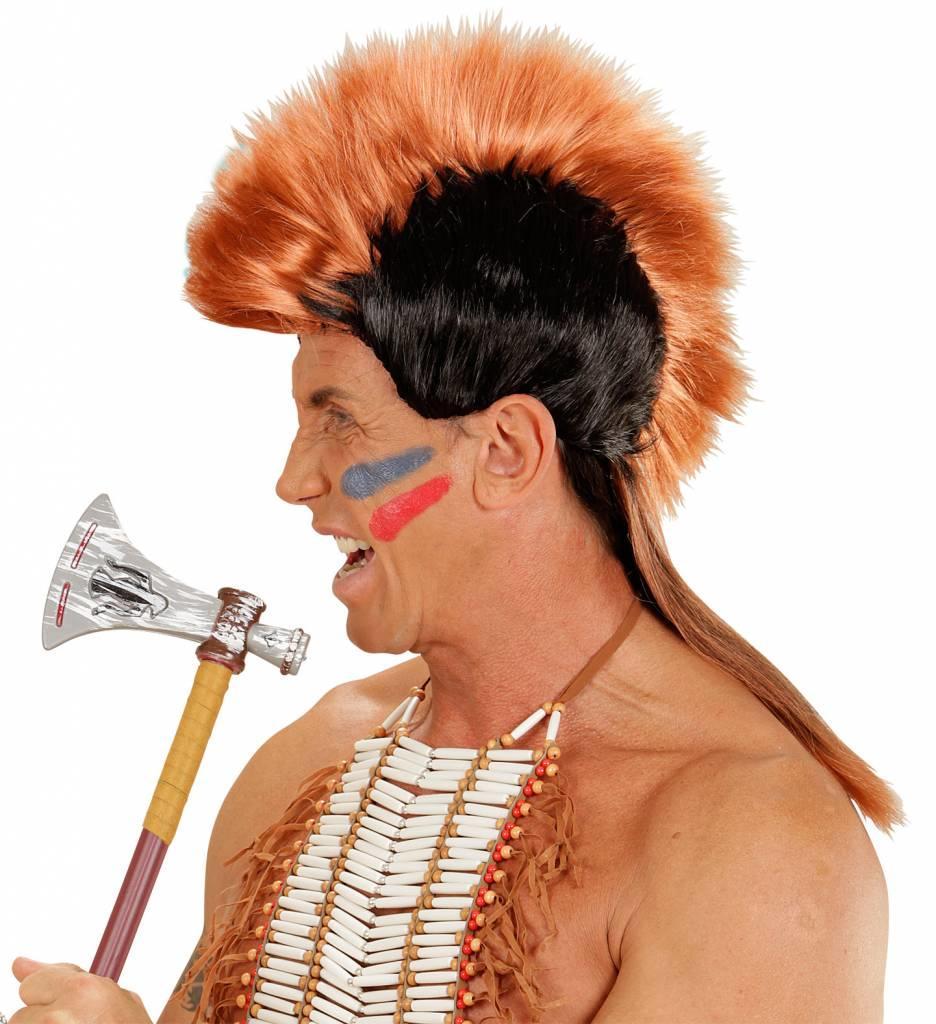 Indianenpruik Hanekam