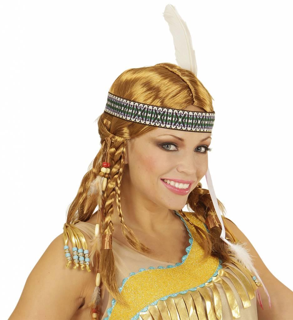 Indianenpruik Chippewa Dames