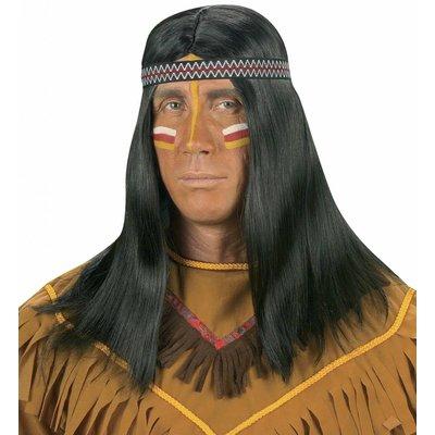 Indianenpruik Met Hoofdband