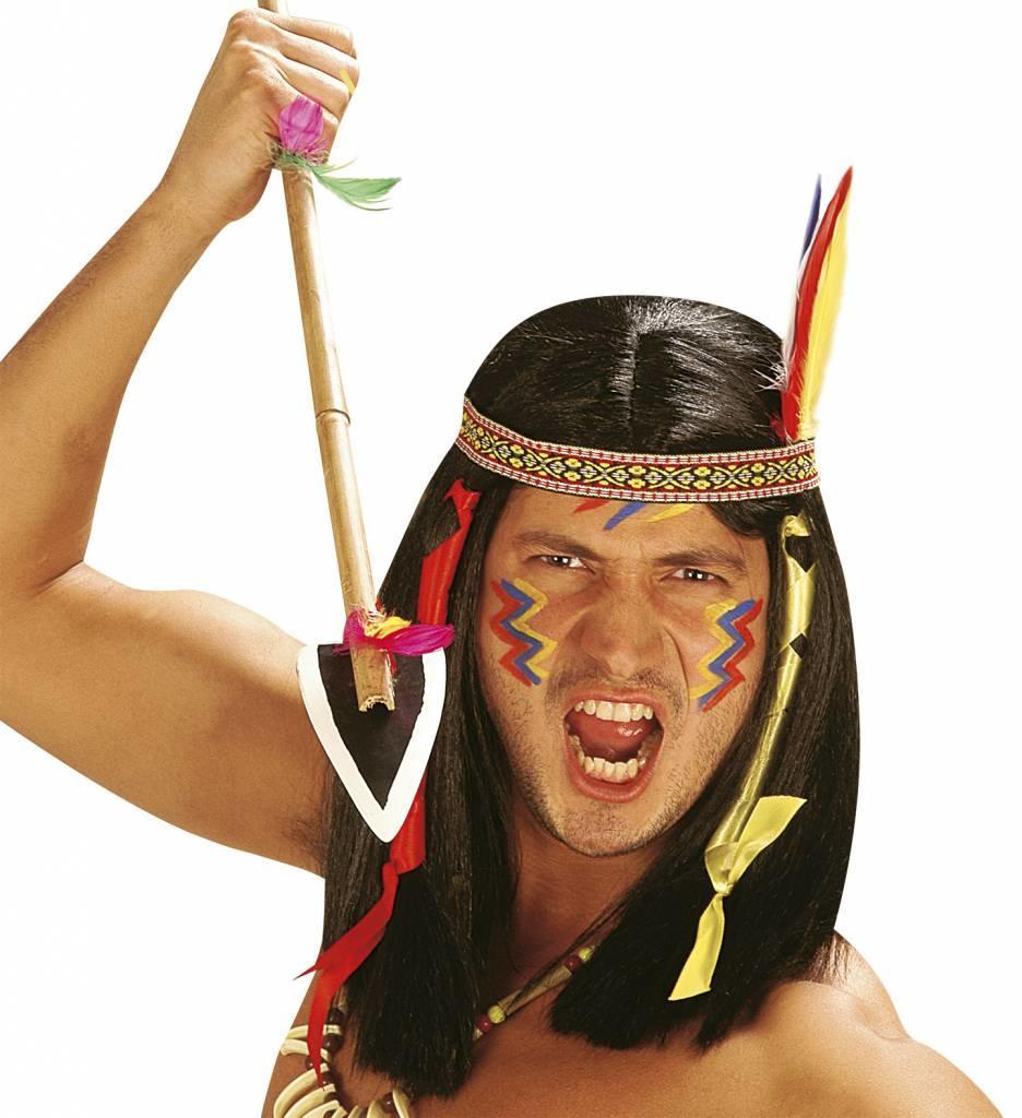 Indianenpruik Comanche