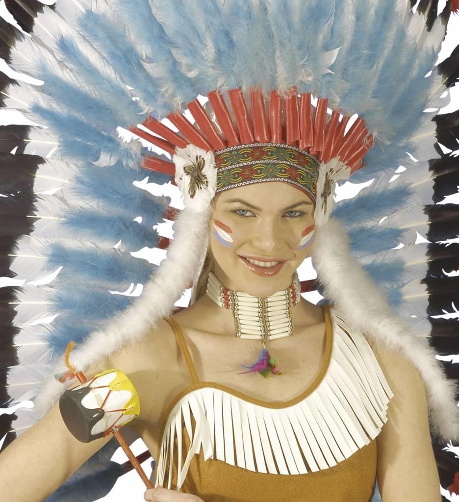 Indianen Halssieraad