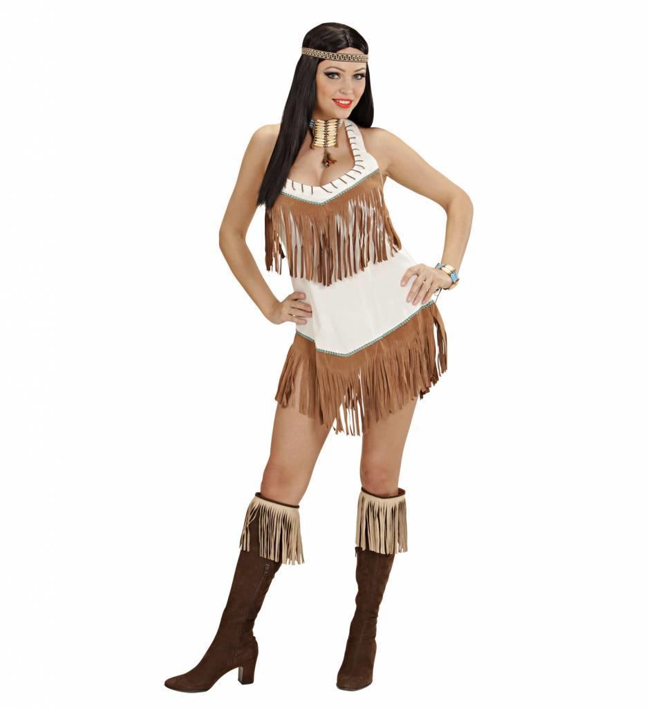 Sexy Pocahontas Kostuum