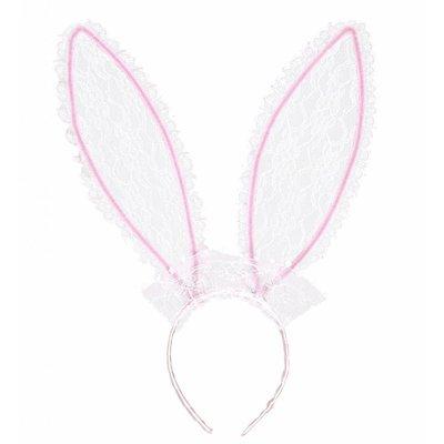 Bunny Oren Roze Kant