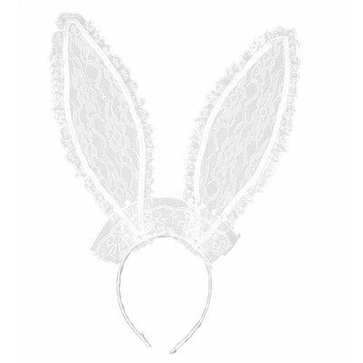 Bunny Oren Wit Kant