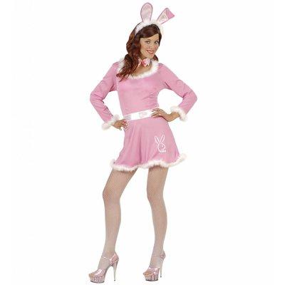 Bunny Pakje Zwart Roze