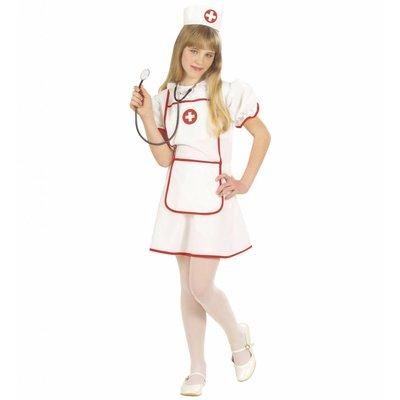 Verpleegster Meisje Fiberoptisch