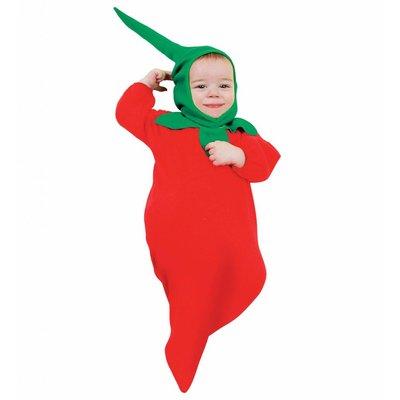 Rode Peper Baby
