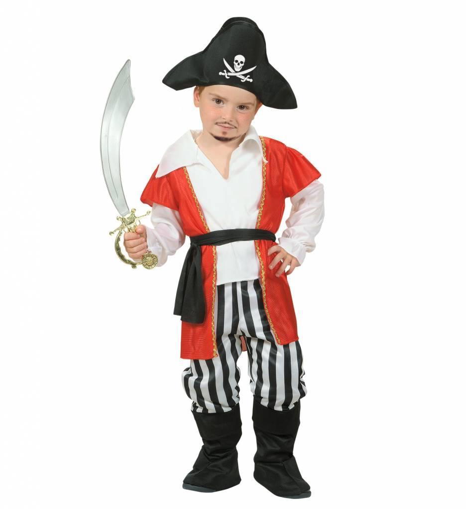 Piratenpakje Baby Jongen