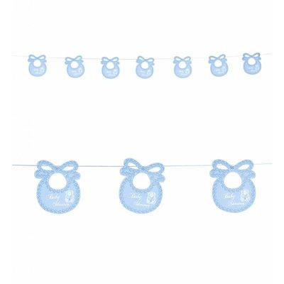 Slinger Baby Speen Blauw