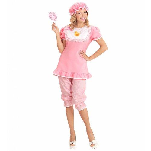 Widmann Baby Kostuum Roze